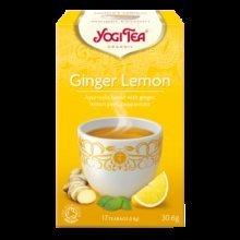 Yogi Tea - Ginger Lemon 17 Bag