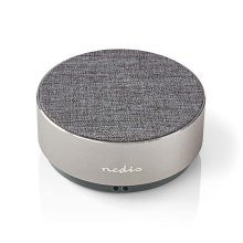 9W Wireless Metal Speaker | Portable Metal Bluetooth Speaker