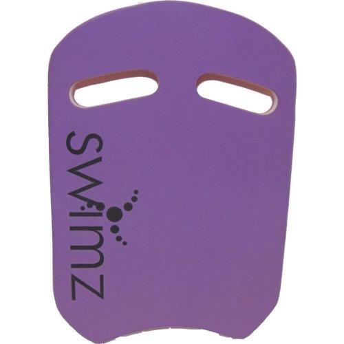 Swimz Junior Club Kickboard - Purple White Pink
