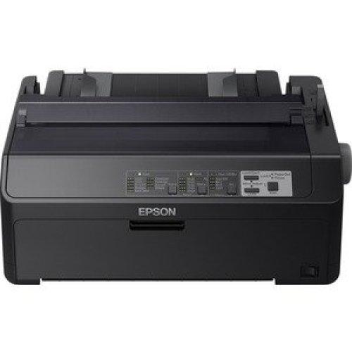 Epson Lq-590Iin Dot Matrix Printer Monochrome 24-Pin 80 Column 550 Mono Usb C11CF39402A1