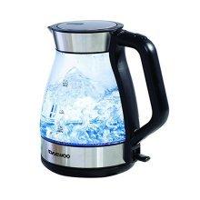 Daewoo Glass Kettle, 3000W, 1.7 Liters