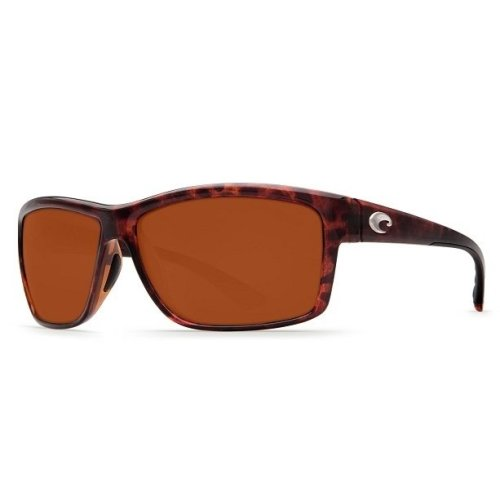 Costa Del Mar Mag Bay Polarized Tortoise Sunglasses - AA-10-OCP