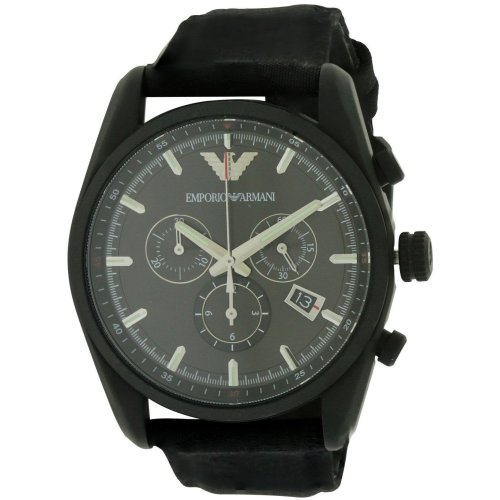 Emporio Armani Sport Canvas Mens Watch AR6051