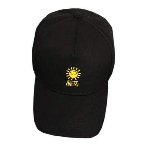 Sun Sports Caps Fashion Caps Ladies Baseball Caps Women Golf Hats Black