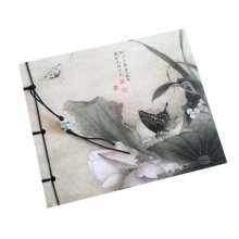 Creative Gift Kraft Paper Notebook Artistic Chinese Style Business Notebook