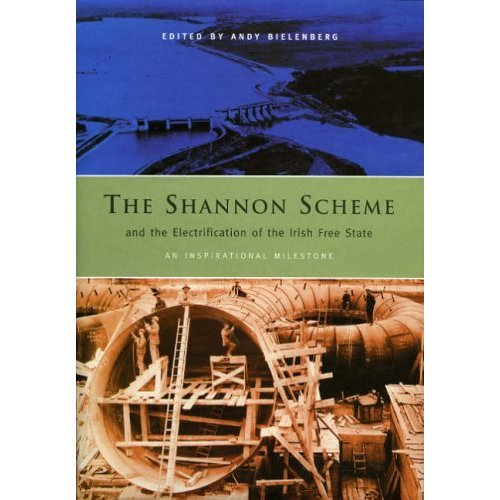 The Shannon Scheme and the Electrification of the Irish Free State