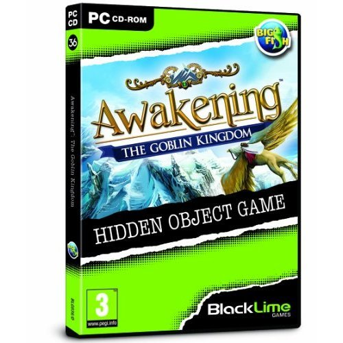 Awakening: The Goblin Kingdom (PC CD)