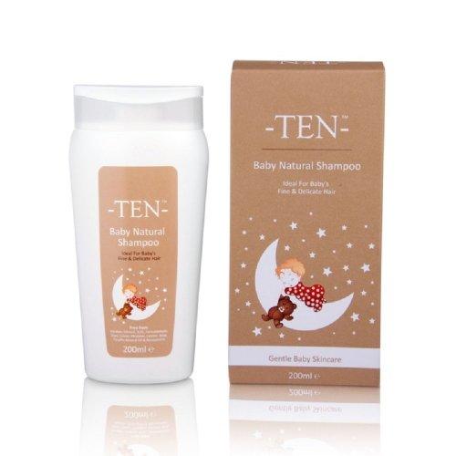 TEN Baby Natural Shampoo, 200ml