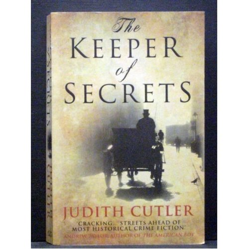The Keeper of Secrets First in Tobias Campion series