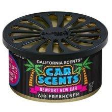 CALIFORNIA SCENTS AIR FRESHENER HOME OFFICE CAR VAN BUSINESS TAXI BUS CAB TRUCK[NEWPORT NEW CAR]