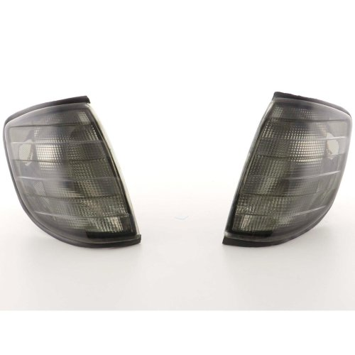 Front indicator Set Mercedes Benz S-class Typ W140 Year 92-94 black
