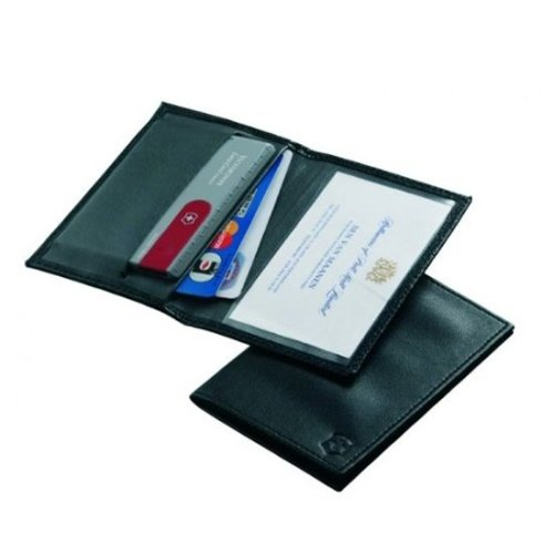 Victorinox Leather wallet pouch for Swiss Card pocket tool
