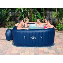 Lay Z Spa Inflatable Hot Tub 6 Seater - HAWAII