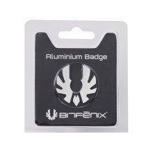BitFenix BFC-PRO-300-SLOG-RP Aluminium 1pc(s) badge/badge holder