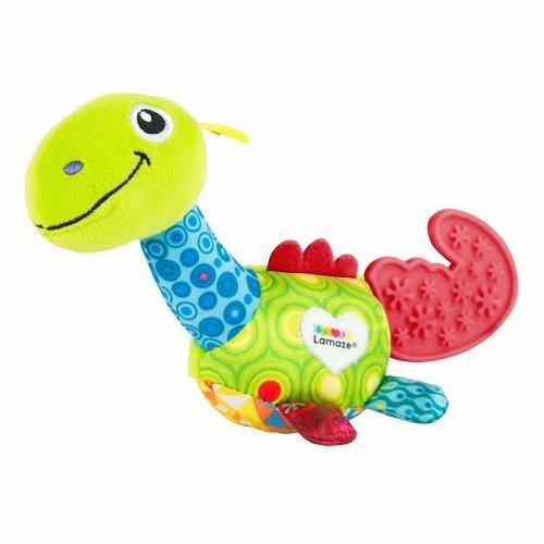 Lamaze Mini Dino Teether | Baby Teether