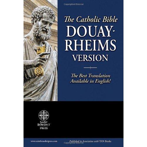 Catholic Bible-OE: Douay-Rheims