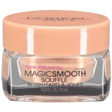 LOreal Paris Magic Smooth Souffle Blush, Angelic/Coral, 0.30 Ounces