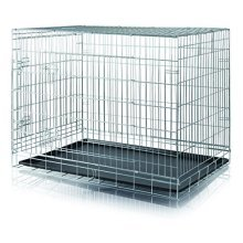Trixie 3926 Transport Cage 116 86 77cm - Dog Various Sizes New -  trixie dog transport cage various sizes new