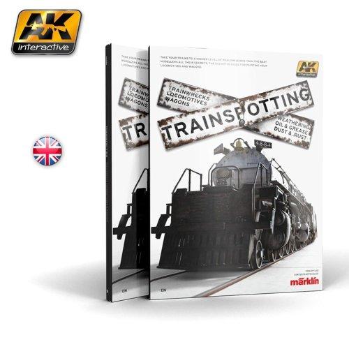 Akbook696 - Ak Interactive Book Trainspotting