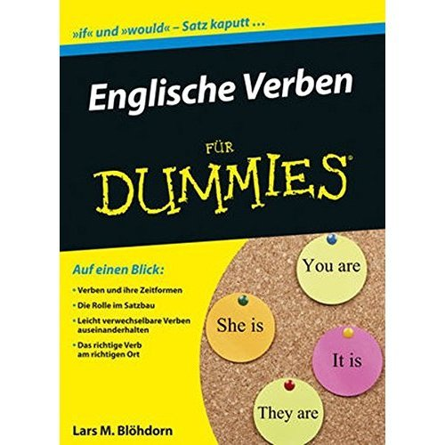 Englische Verben fur Dummies (Für Dummies)