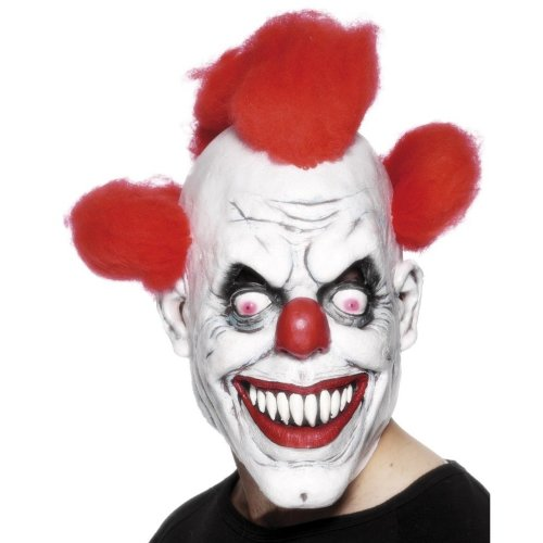 3/4 Clown Mask