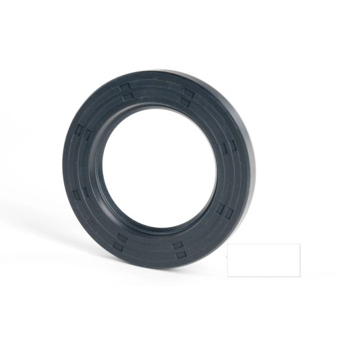 5x15x6mm Oil Seal Nitrile Single Lip With Spring 5 Pack