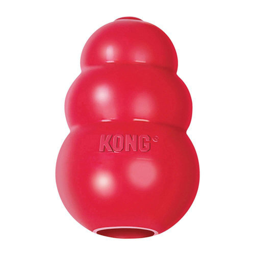Kong Classic Red Dog Toy - Large