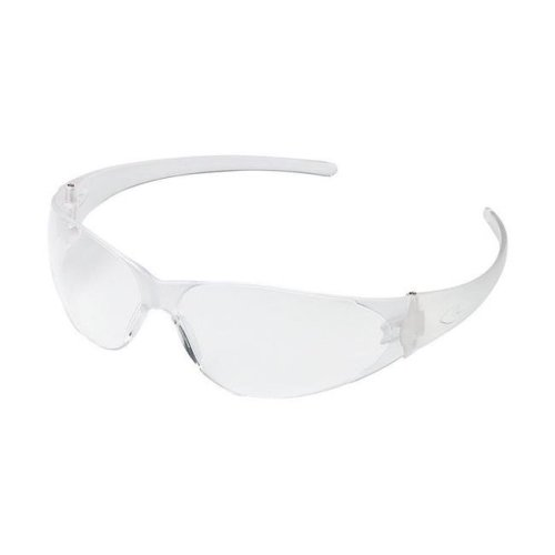 69912a0459f6 MCR 2418572 Multi-Purpose Safety Glasses Clear Lens with Clear Frame, Clear  Lens Frame - Pack of 12 on OnBuy