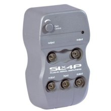 SLx4P Plug in Aerial Amplifier - 4 Way Digital Freeview