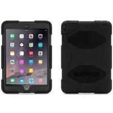 Griffin Survivor Military Duty Case - Black For Ipad Mini 1/2 (GB35918-3)