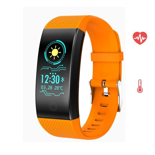 Rorsche Fitness Tracker,Activity Tracker with Heart Rate Monitor Watch, IP67 Waterproof Smart Wristband with Calorie Counter Watch Pedometer Sleep...