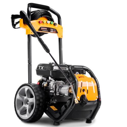 Genuine Wilks-USA TX750 Petrol Pressure Washer - 8.0HP 3950psi / 272Bar