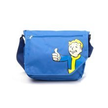 Fallout 4 Thumbs Up Vault Boy Messenger Bag