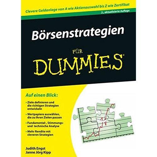 Boersenstrategien fur Dummies (Für Dummies)