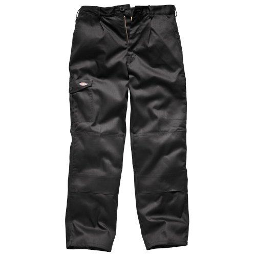 Dickies Redhawk Super Work Trousers Black (Various Sizes) Men's Worker Pants