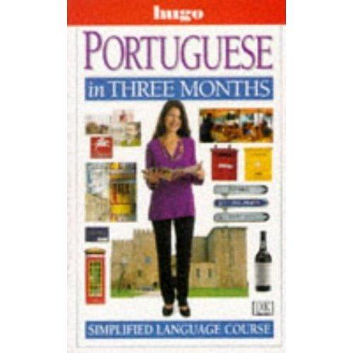 Portuguese in Three Months (Hugo)