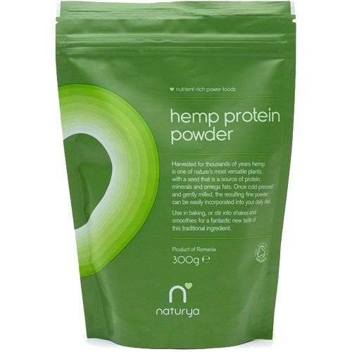Naturya Organic Hemp Protein Powder