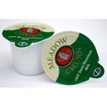 Meadow Churn UHT Semi Skimmed Milk 13.5ml Pots