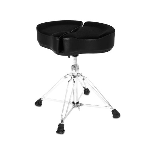 Ahead SPG-BL Spinal G Drum Throne with Base, Black