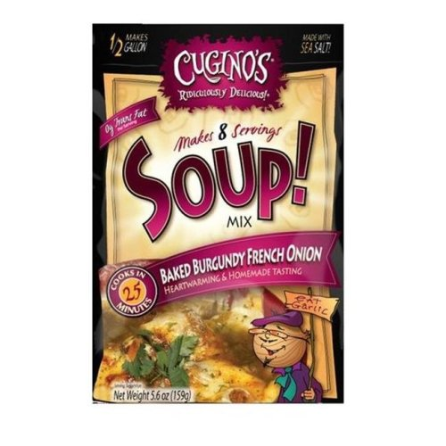 Cuginos BCA46327 French Onion Soup Mix