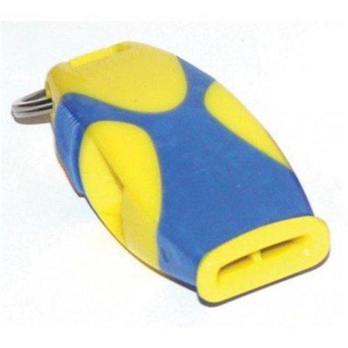 Fox 40 Sharx Whistle - Yellow & Blue