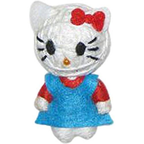 Cell Phone Charm - Hello Kitty - Blue Dress New Toys string Doll vd-hk-0002