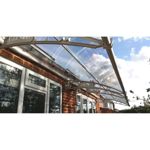 Cantilever Door Canopy | 1500mm wide x 1000mm projection