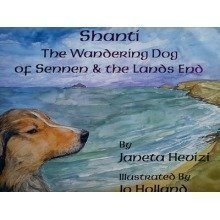 Shanti the Wandering Dog of Sennen and the Land's End