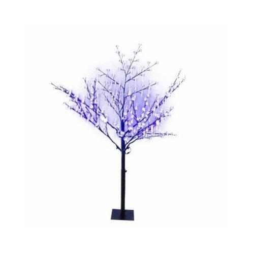 Danson Hong Kong 209246 Hw 6 ft. Blu Led Bloss Tree XDHK32532A
