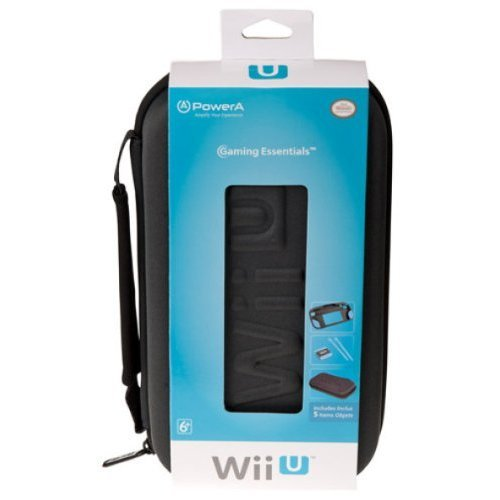 Power A Cpka00030501 Wii U Essentials Kit
