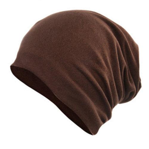 Fall / Winter Comfortable Beanie Hat Warm Beanies Cap, Coffee