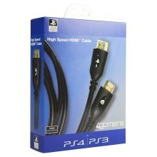 4Gamers HDMI 3-Metre Official Playstation Licensed Hdmi Cable 3M