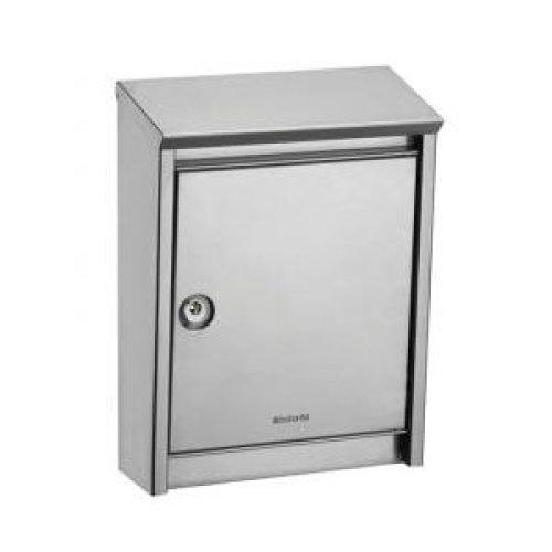 Brabantia B110 Stainless Steel Post Box