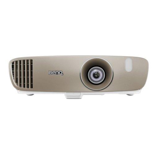 Benq W2000 2000ANSI lumens DLP 1080p (1920x1080) 3D Desktop projector Gold